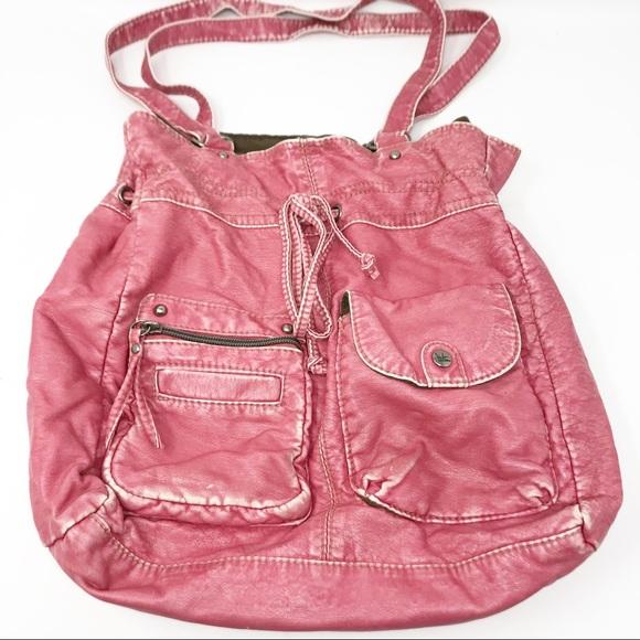 sparrow Handbags - Sparrow True Faux Leather shoulder Bag